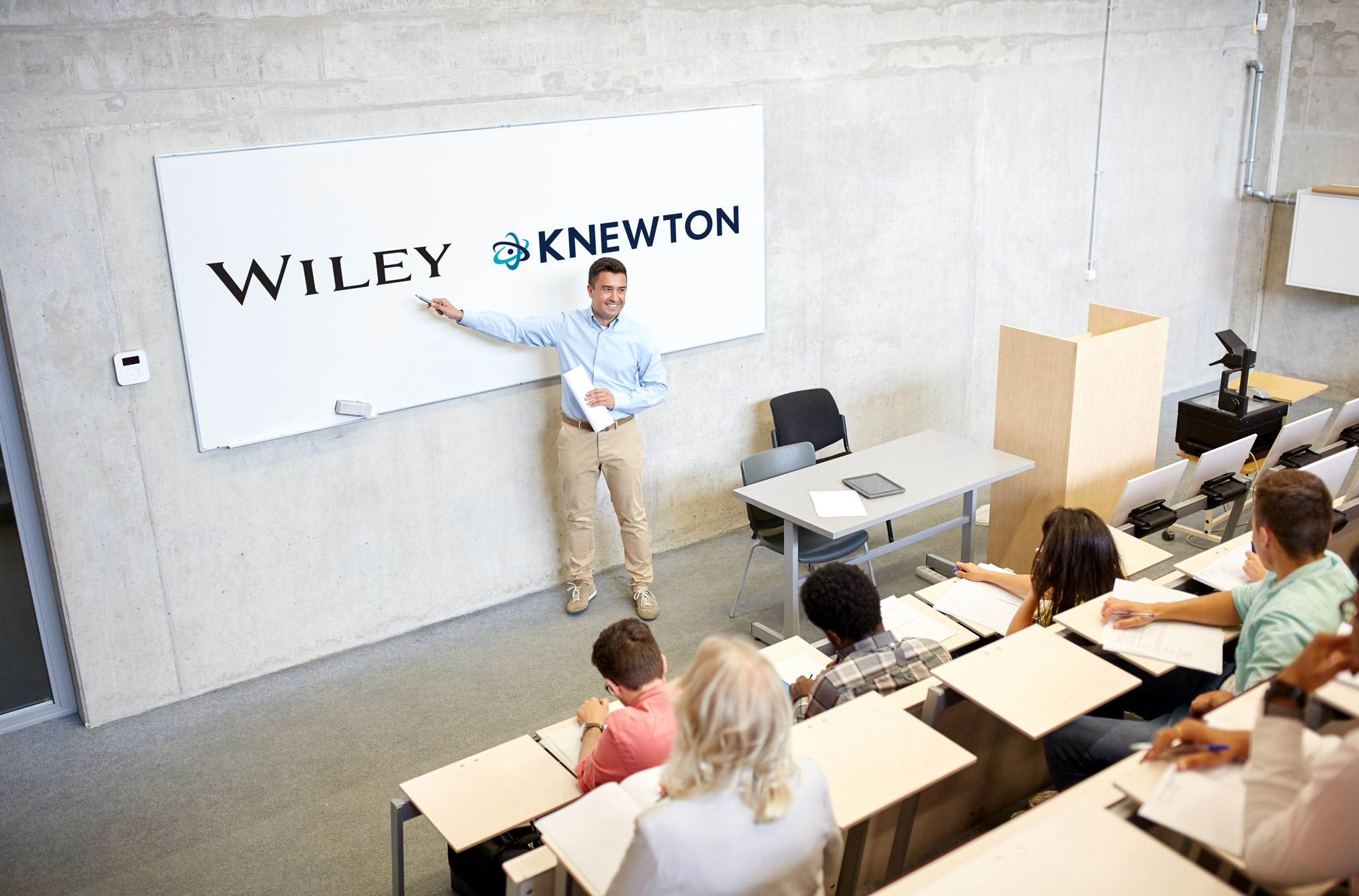 Knewton joins the Wiley family